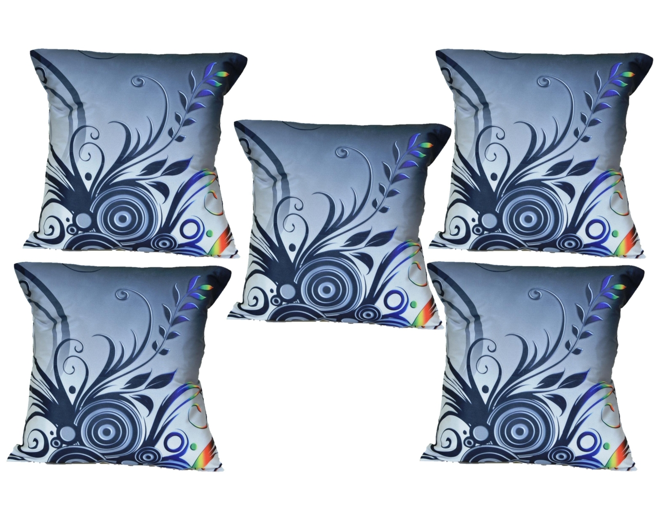 88trends Loading Zoom Thumbnail Cushion Covers Painted Abstract